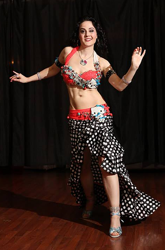 bellydance by amartia, baltimore belly dancer, hello my kitty
