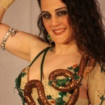 Amartia sporting bottom and top false eyelashes for glamour photoshoot makeup