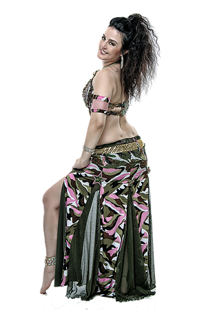 bellydance by amartia, baltimore belly dancer, military princess