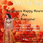 bellydance happy hour, belly dance happy hour, bellydance by amartia