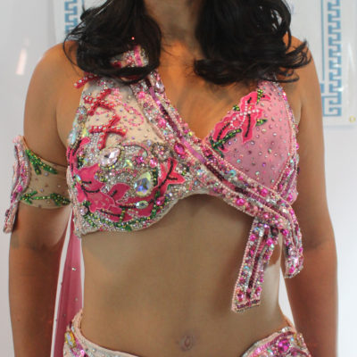 breast cancer awareness, labor of love, bellydance by amartia